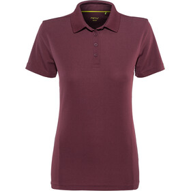 Meru Wembley Funcional Polo Shirt Women Fig
